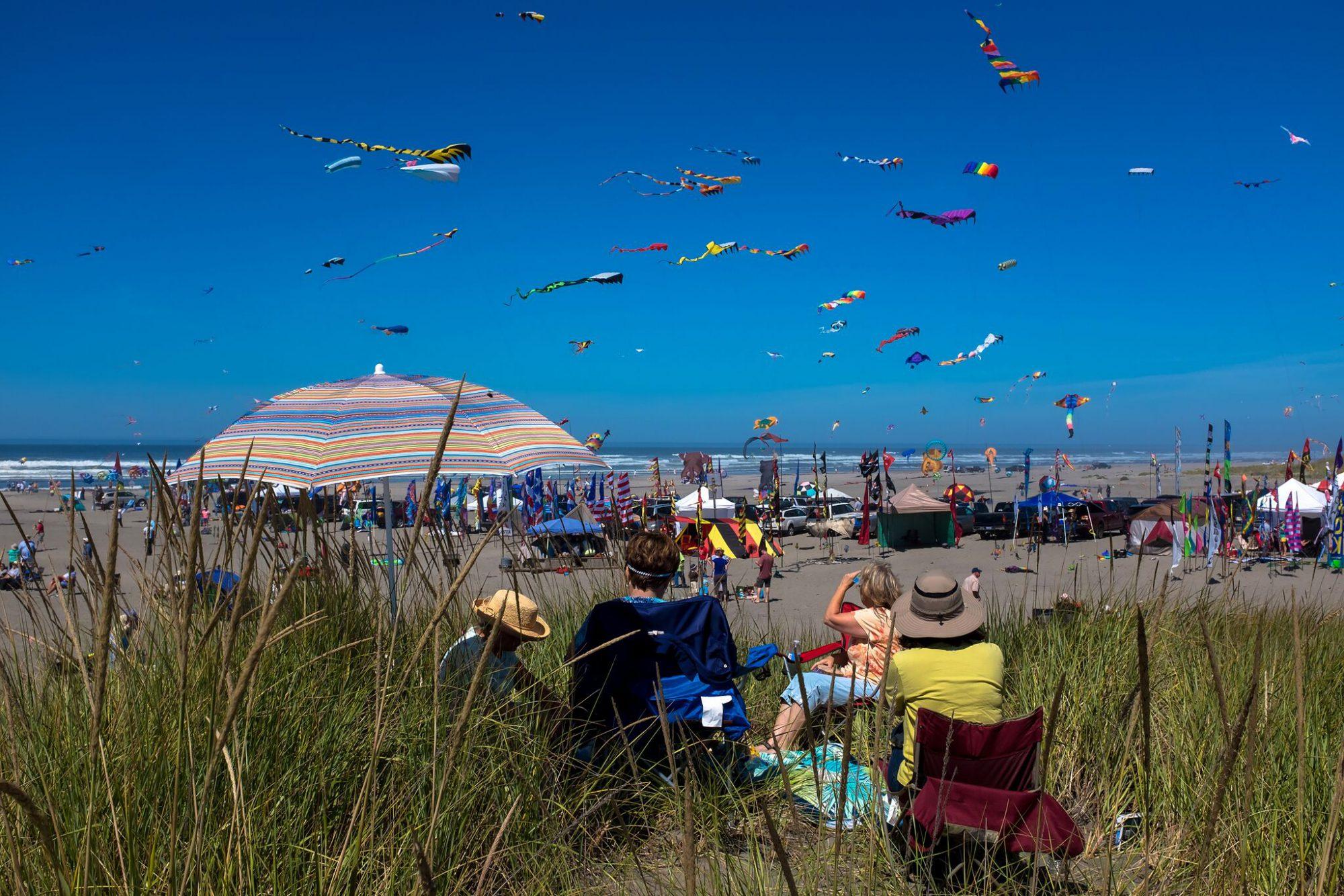 Washington State International Kite Festival