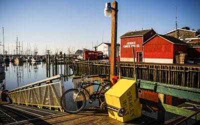 Port of Ilwaco Offers Safe Harbor With Plenty to Do