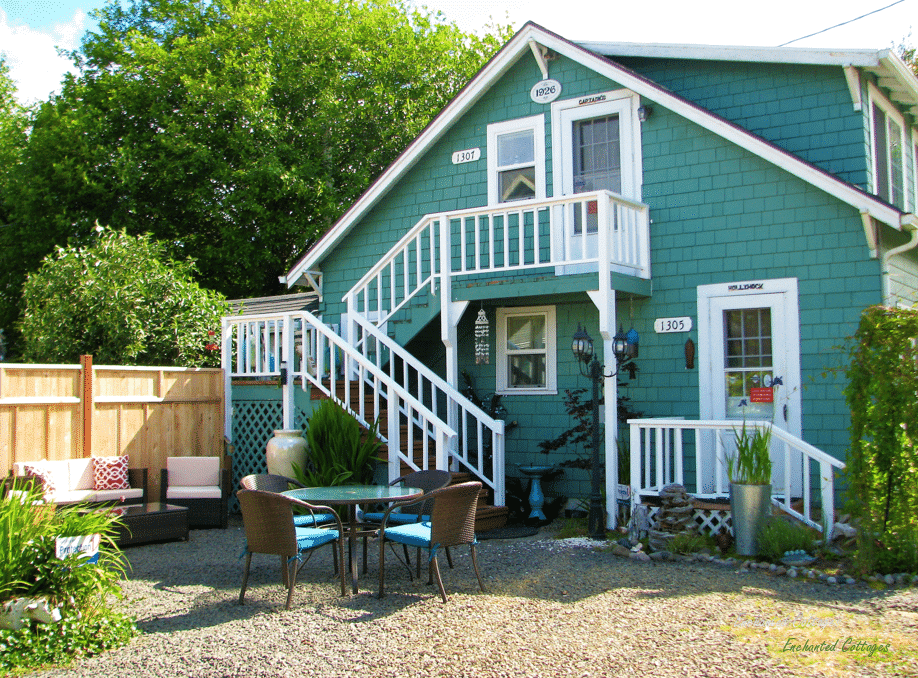 13 Cute Beach Cottages And Cabins Perfect For A Summer Escape On The Lbp Visit Long Beach Peninsula