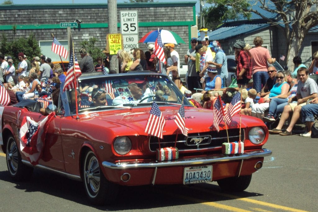 Old Fashioned 4th of July Parade