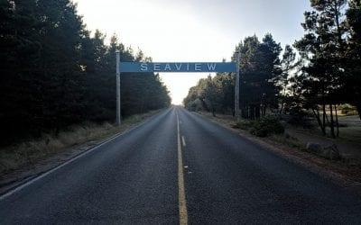 Seaview Sign