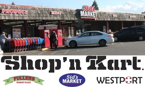 Long Beach Shop'n Kart, Sid's Market