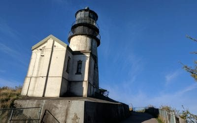 Visit the Cape Disappointment Lighthouse