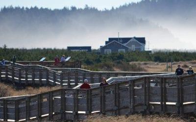 long beach peninsula boardwalk