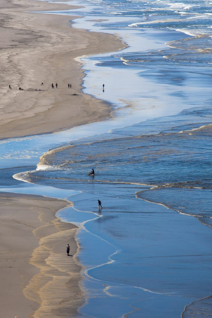 Waves on the Long Beach Peninsula