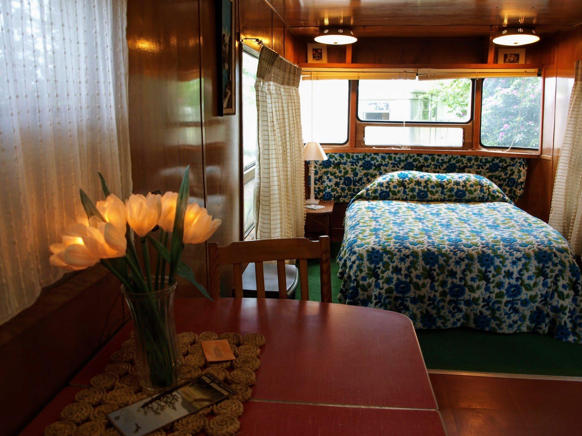 Sou'wester vintage trailer resort