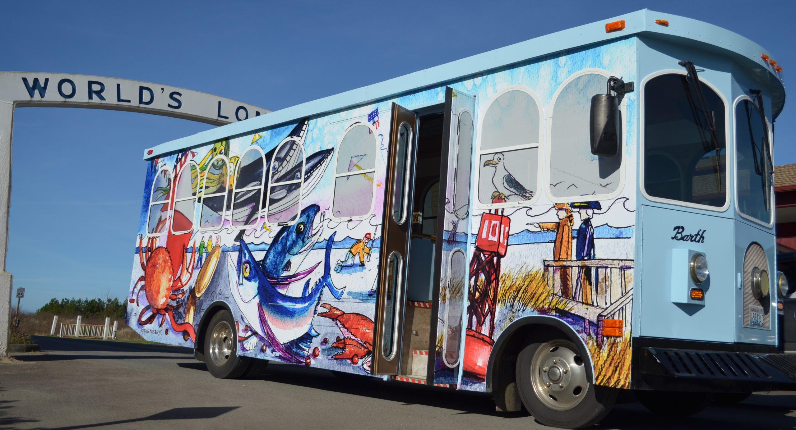 Long Beach Peninsula Trolley